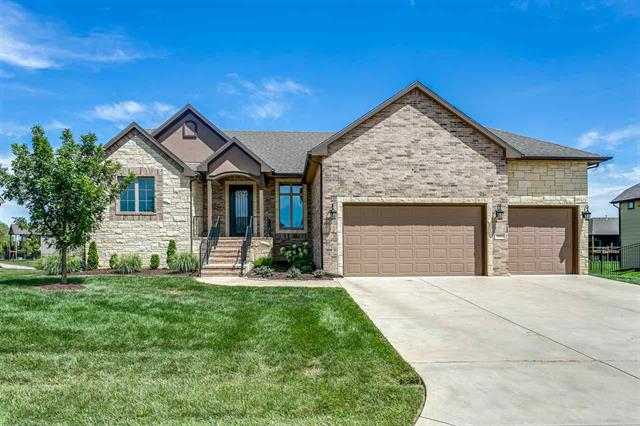 For Sale: 4880 N Indian Oak St, Bel Aire KS